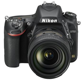 NIKON D750 + 24-85MM - VBA420K001