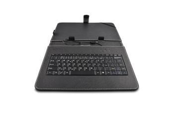 """Crono pouzdro s klávesnicí pro 10"""" tablet, CZ layout, Micro USB konektor - CK2011"""