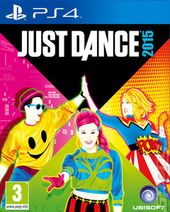 Just Dance 2015 PS4 - 3307215791080