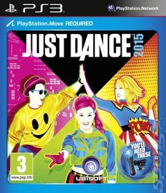 Just Dance 2015 PS3 - 3307215790953