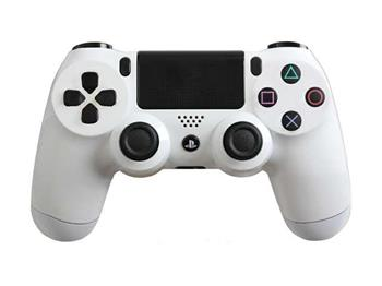 PS4 - DualShock 4 Controler WHITE - PS719453116