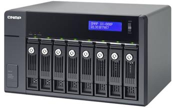 QNAP UX-800P (8-Bay USB 3.0 Expansion unit) - UX-800P