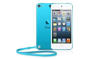 Apple iPod touch 64GB - Blue - MD718HC/A