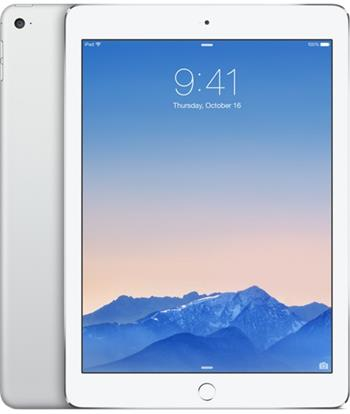 Apple iPad Air 2 Wi-Fi 16GB Silver - MGLW2FD/A