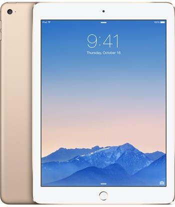 Apple iPad Air 2 Wi-Fi 16GB Gold - MH0W2FD/A