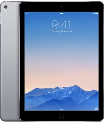 Apple iPad Air 2 WiFi Cellular 16GB Space Gray - MGGX2FD/A