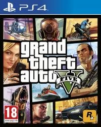 Grand Theft Auto V PS4 - 5026555416993