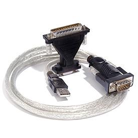Adaptér USB / RS232 (MD9) převodník s kabelem - ku2-232