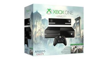 Microsoft XBOX ONE 500GB Kinect + Assassins Creed Unity - 6RZ-00113
