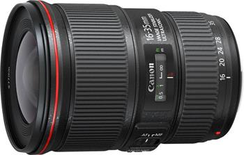 Canon EF 16-35 mm f / 4L IS USM - 9518B005