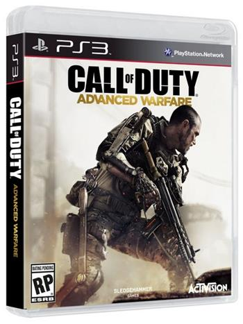 Call of Duty: Advanced Warfare PS3 - 87262EM