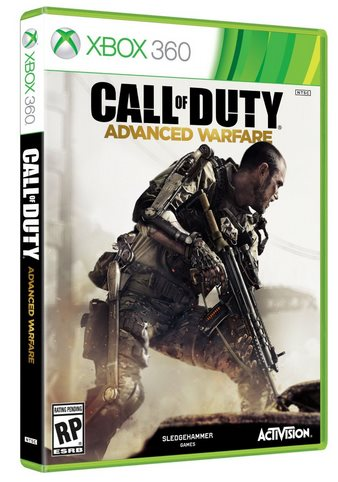 Call of Duty: Advanced Warfare (XBox360) - 87266EM