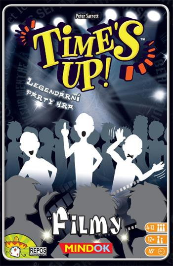 Mindok - Time's Up Filmy - 178