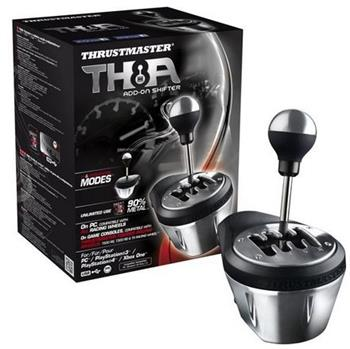 Thrustmaster Řadící páka TH8A Shifter pro PC, PS3, PS4 a Xbox One - 4060059