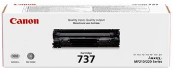 Canon CRG-737 toner pro MF229dw, 226dn, 217w, 216n, 212w, 211 (2.400 pgs, 5%) - 9435B002
