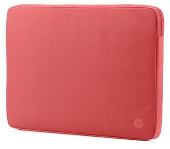 HP 14.1 Spectrum sleeve Coral Red, pouzdro na notebook K0B40AA - K0B40AA