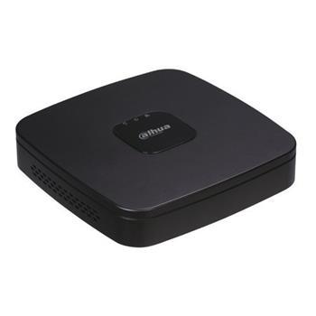 Dahua NVR 16x 1080p IP rekordér, až do 5Mpix, 1xHDD, HDMI/VGA výstup, ONVIF, CZ UI, SW PSS, fanless - NVR4116