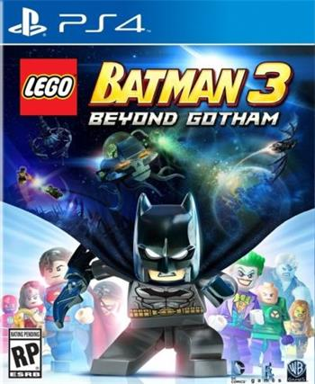 LEGO BATMAN 3: BEYOND GOTHAM PS4 - 5051892182904