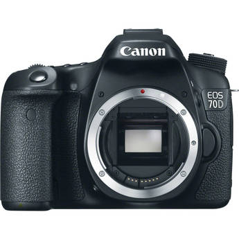 DEMO Canon EOS 70D Black body - 8469B029 D