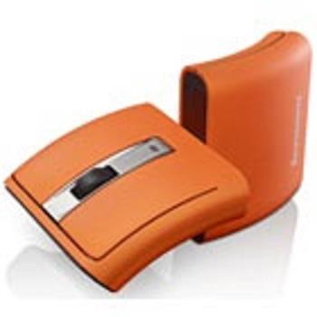 Myš Lenovo Idea N70A bezdrátová oranžová - 888014324