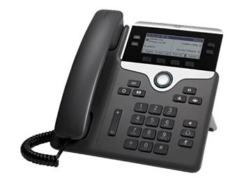 Cisco IP Phone 7841 (určeno pro Cisco UC Manager) - CP-7841-K9=