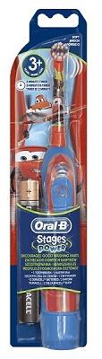 Braun ORAL-B D 2010 bateriový zubní kartáček pro děti (kluci) - D 2010
