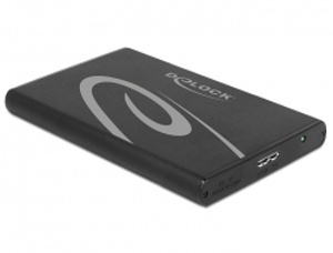 "Delock 2.5"" Externí pouzdro SATA HDD > USB 3.0 - 42537"