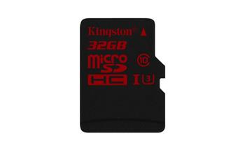 Kingston Micro SDHC karta 32GB UHS-I U3 - SDCA3/32GBSP