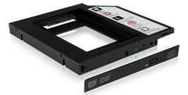 Icy Box interní rámeček 3.5''' pro SSD/HDD 2.5'', černý - IB-AC642