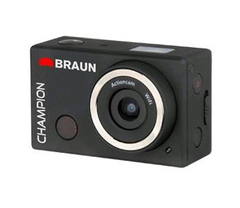 Outdoorová videokamera Braun Champion - 21042300