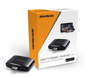 AVerTV Mobile EW310 DVB-T tuner pro Android Smartphone a tablety - 61EW3100A0AB