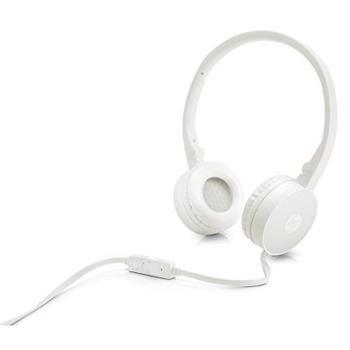 HP sterofonní sluchátka H2800 White - F6J04AA