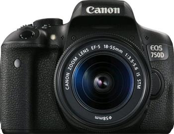 Canon EOS 750D + 18-55 IS STM - 0592C025
