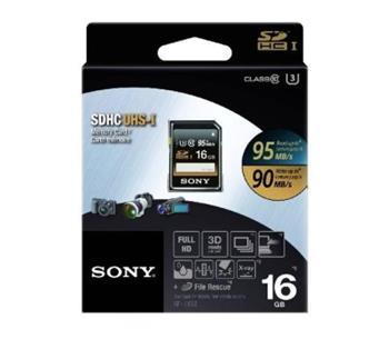 Sony SDHC karta 16GB Class 10 Pro - SF16UZ