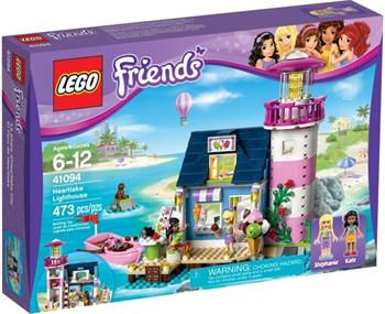 LEGO Friends - Maják v Heartlake 41094 - 41094