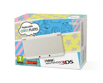 Konzole New Nintendo 3DS White - NI3H970120