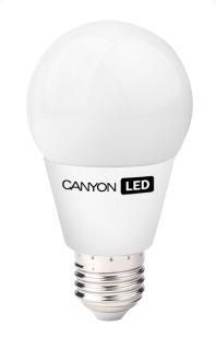 Canyon LED COB žárovka, E27, kulatá, 10W, 806 lm, teplá bílá 2700K - AE27FR10W230VW