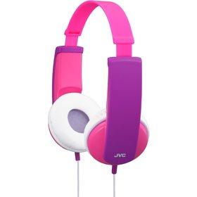 JVC uzavřená dětská sluchátka HA KD5P - 4975769394829