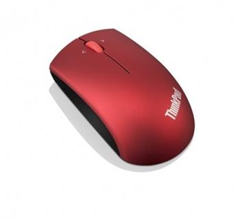 Myš Lenovo myš ThinkPad Precision Wireless Mouse 1600dpi - červená - 0B47165
