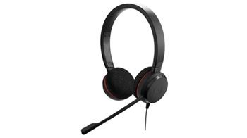 Jabra Evolve 20, duo, MS, USB - 4999-823-109