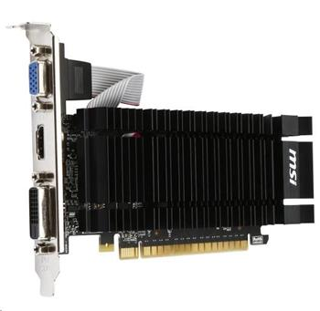 MSI N720-1GD5HLP, GT720, DDR5 1GB, VGA, DVI-D, HDMI, LP, heatsink - N720-1GD5HLP