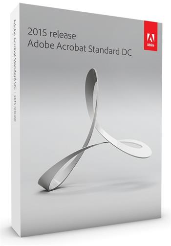 Adobe Acrobat 12 Standard ENG WIN - 65257671