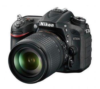 NIKON D7200 + 18-105 AF-S DX VR - VBA450K001