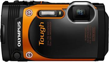 Olympus TG-860 Orange - V104170OE000