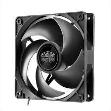 Coolermaster Silencio FP120 120x120, loop dynamic bearing, 11dBA, 3PIN - R4-SFNL-12FK-R1