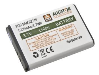 Baterie Samsung B2710/B2100/C3300 Li-Ion 1000 mAh - BLA0236