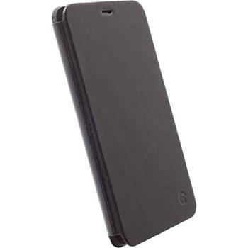 Pouzdro Krusell KIRUNA FolioSkin pro Microsoft Lumia 640, černá - 76131