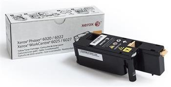 Xerox toner pro WC 6025/6027 a P 6020/6022, Yellow - 106R02762