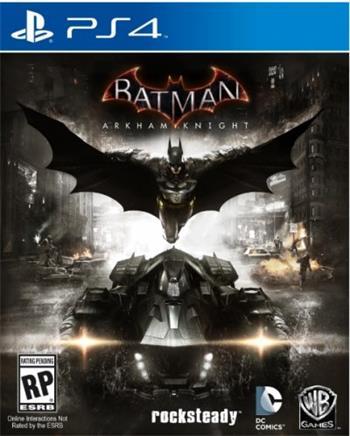 Batman: Arkham Knight - PS4 - 5908305208273