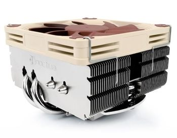 Noctua NH-L9x65 low-profile CPU cooler - NH-L9x65